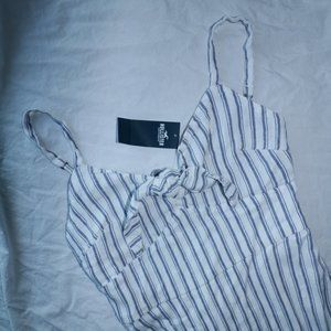 NWT hollister dress